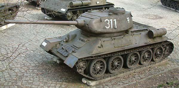 Танк Т34