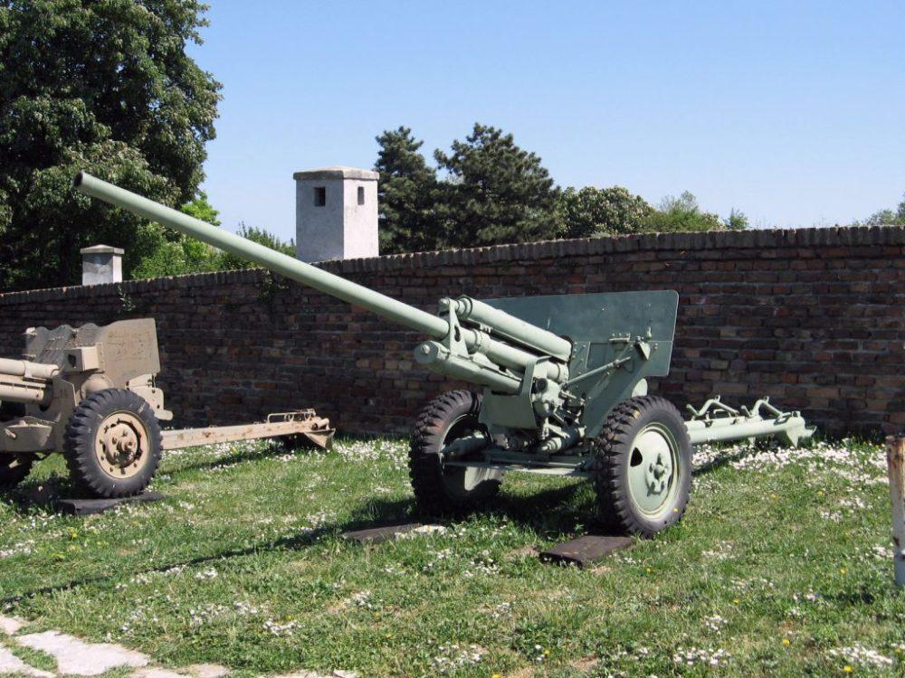 Пушка 57-мм
