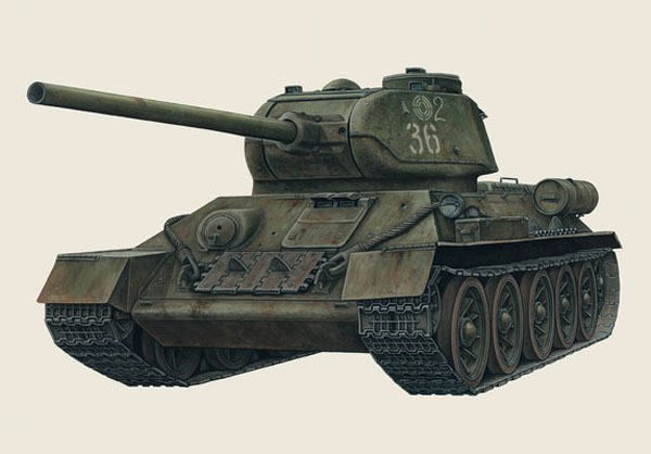 Рисунок Т34