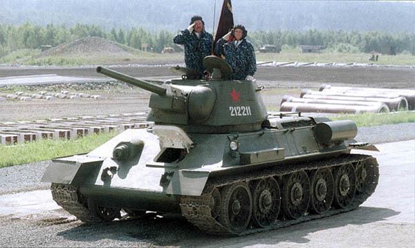 Пушки 34-76