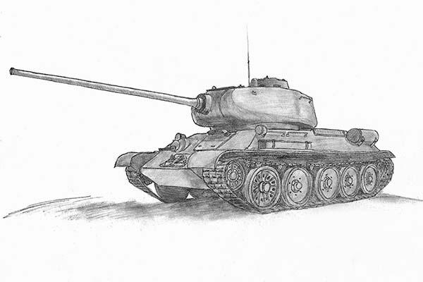 История создания Т 34