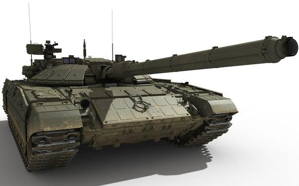 Фото танка Т99