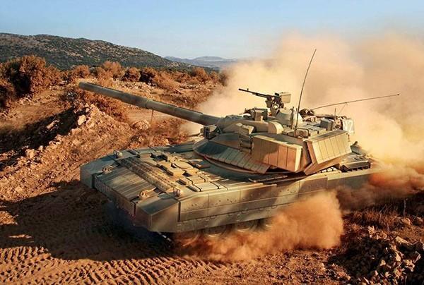 Фото нового русского танка Т99