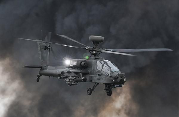 Апач AH 64