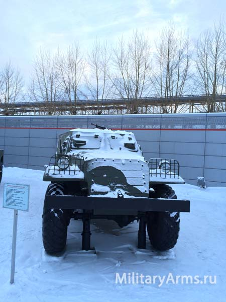 БТР-152 фото