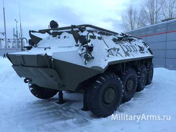 БТР-60ПУ