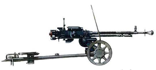 Пулемет Дегтярева Шпагина