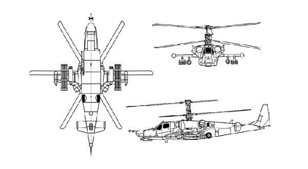 Схема Ка-50