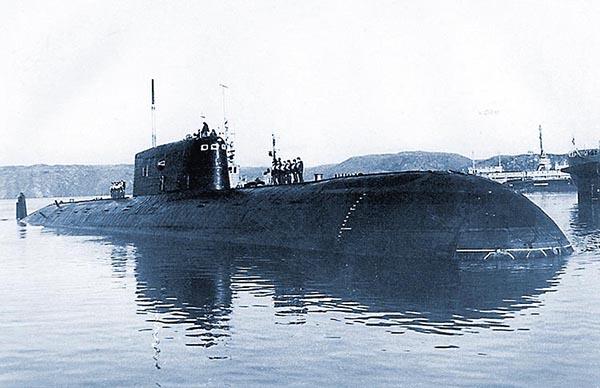 Комсомолец К 278