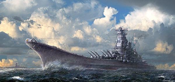 Крейсер Петр Великий