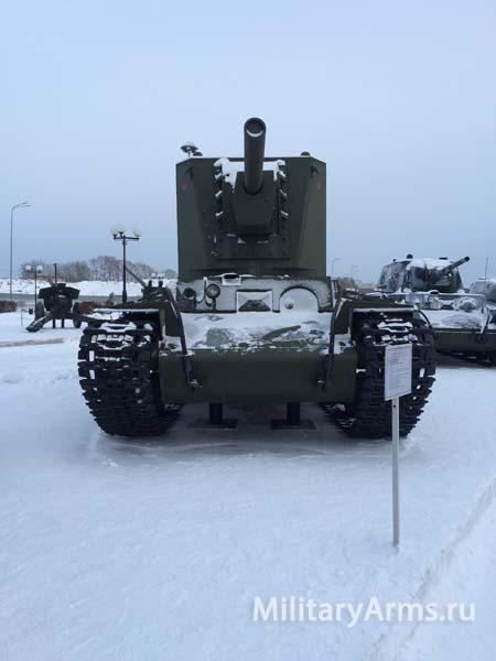 Фото танка КВ-2