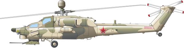 Рисунок МИ-28