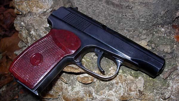 Фото пистолета Макарова