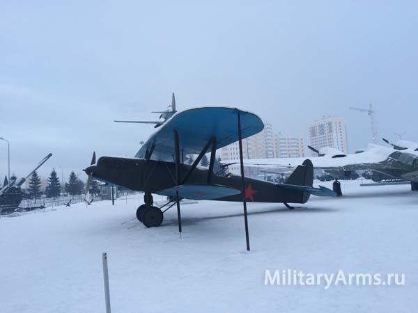 Самолет-разведчик Р5