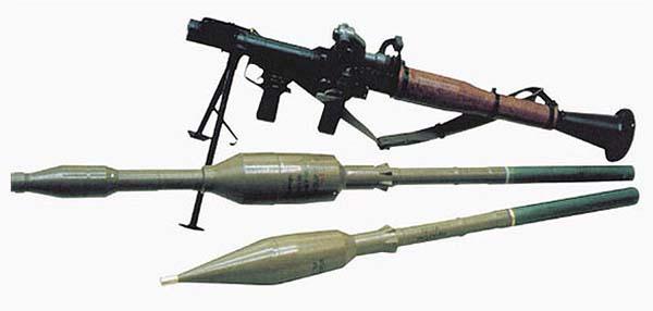 Гранаты для РПГ-7