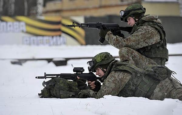 Полевая форма спецназа