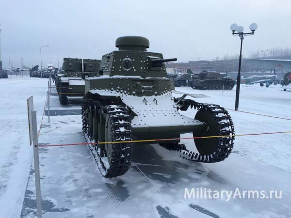 Танк Т-18