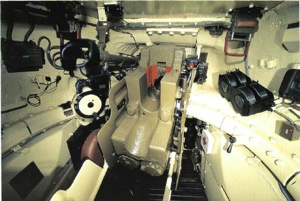 Т 34 фото внутри