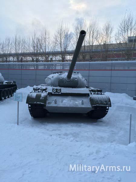 Фото танка Т-54
