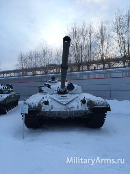 Фото танка Т-72