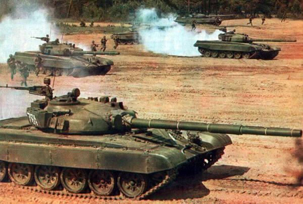 Броня Т 72