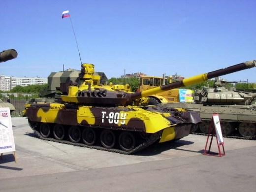 Танк Т80 Барс