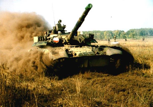 Основной танк Т 80