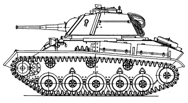 Схема Т 80
