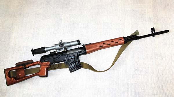 Фото винтовки Тигр