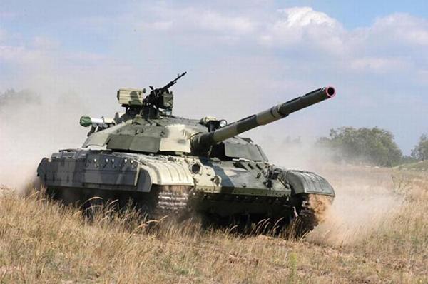 Украинский танк Булат