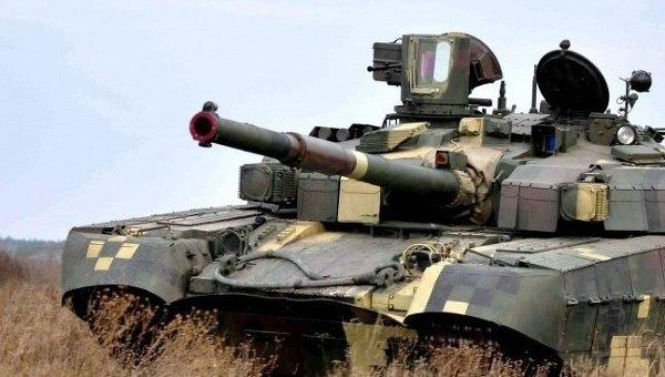 Новые украинские танки