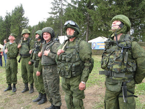 Форма одежда Российской арми Vf6