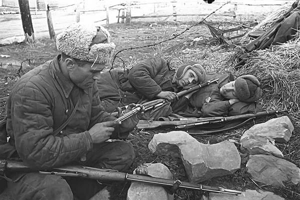 История создания винтовки Мосина