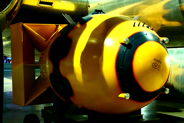 Атомная бомба Толстяк