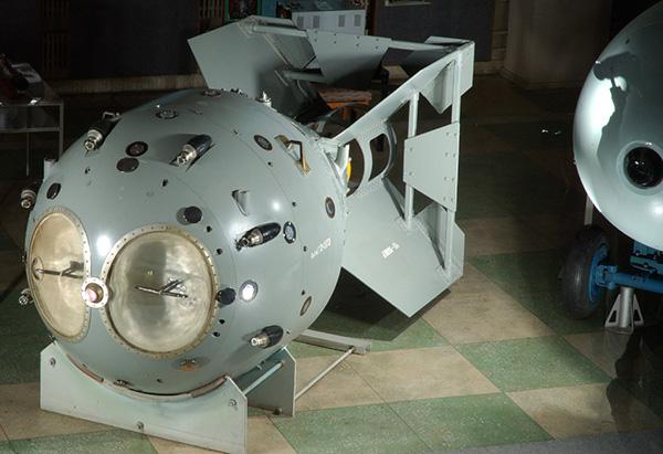 Ядерная бомба СССР