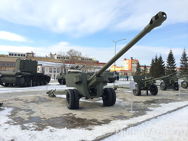 100-мм пушка