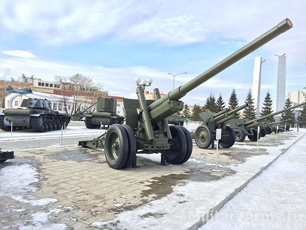 122-мм пушка