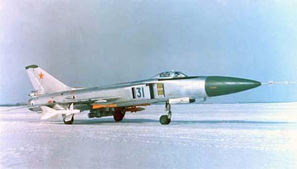 Истребитель СУ 15