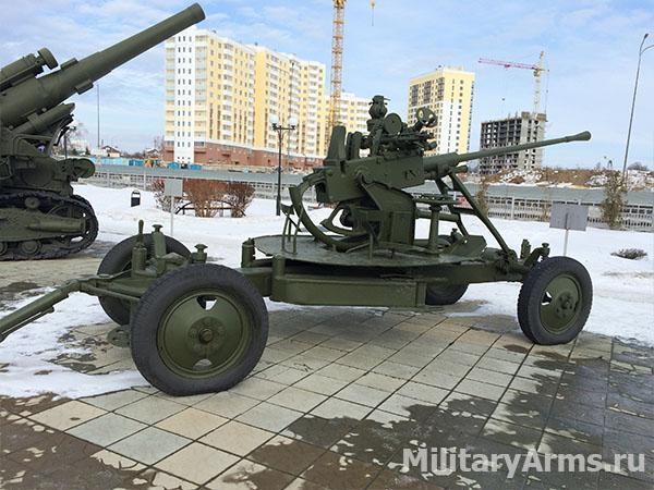 Пушка 61-К