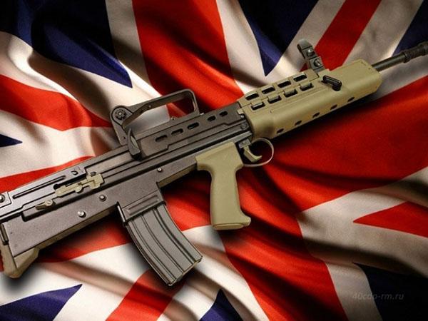 винтовка L85A2