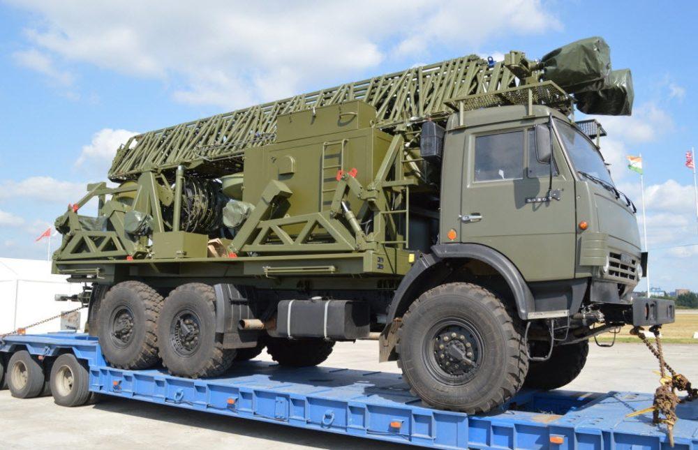 Цифровая радиорелейная станция-аппаратная Р-416ГМ