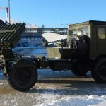 Боевая машина БМ-14-17М