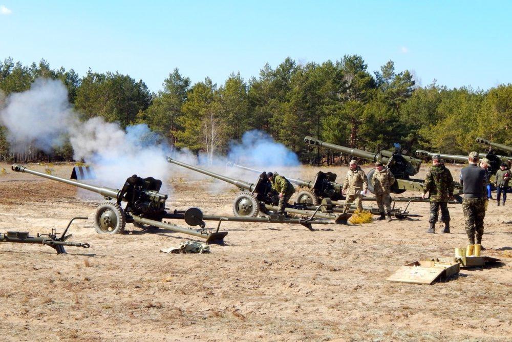 Дивизионная пушка 85-мм Д-44