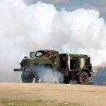 Дымовая машина ТДА-У