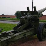 Советская 152-мм гаубица-пушка
