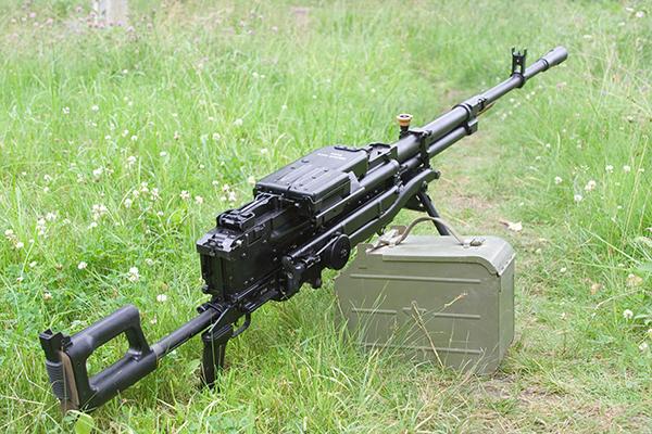 Новый российский пулемет Корд