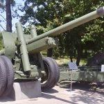 Советская 122-мм корпусная пушка