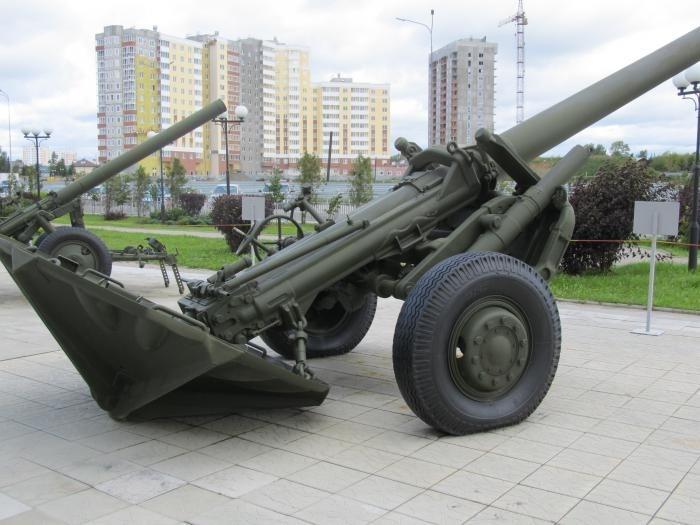 Советский 240-мм миномет М-240
