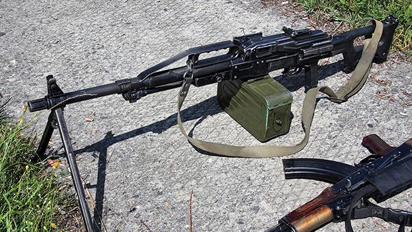 Пулемет Печенег