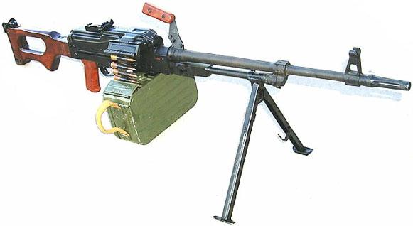 Пулемет Калашникова ручной